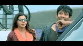 getlinkyoutube.com-10 Endrathukulla Tamil Movie | Scenes | Samantha decides to travel with Vikram | Rahul Dev Intro