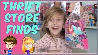getlinkyoutube.com-Thrift Store Haul   Barbie Dolls   Barbie Clothes