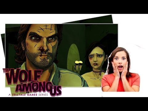 THE WOLF AMONG US ASESINATOS Y PROSTITUTAS  Cap.3