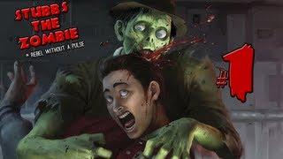 getlinkyoutube.com-Stubbs the Zombie - часть 1: В поисках мозгов, братюнь и девушки