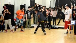 getlinkyoutube.com-Les Twins dance class - International Dance Academy - Hollywood #FREESTYLE