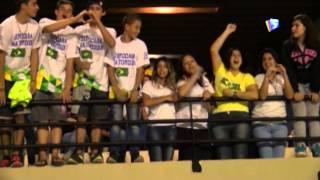 أنصار الفريق الوطني  يصنعون الحدث في البرازيل بقيادة المناصر الوفي و الخاص شميسو