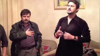 getlinkyoutube.com-Farhan Ali Waris / Safdar Abbas Shab e Ashur 9th Muharram 2012-2013