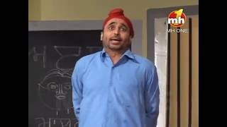getlinkyoutube.com-BEST COMEDY OF BHAGWANT MANN | JUGNU HAZIR HAI | EPISODE-48 SEG-1 | MH ONE MUSIC