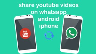 getlinkyoutube.com-how to share youtube videos on whatsapp android - iphone