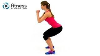 The Most Effective Squat Challenge: 100 Rep Fitness Blender Squat Challenge