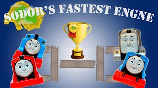 getlinkyoutube.com-Sodor's Fastest Engine 1 | Thomas and Friends Trackmaster | The Great Race