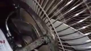 getlinkyoutube.com-Turn an Electric motor to an electric generator: The Reverse psychology