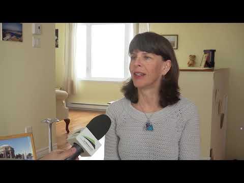 Lancement du livre de Françoise Roy