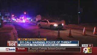 getlinkyoutube.com-Ex-girlfriend warned dispatchers before deadly shooting of Danville, Ohio, police officer
