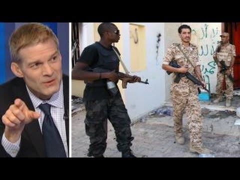 Rep. Jordan: Politics fueled Benghazi video lie