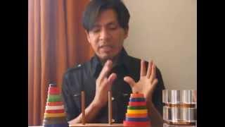 getlinkyoutube.com-Método practico para realizar la Torre de Hanoi