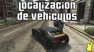 getlinkyoutube.com-Grand Theft Auto V (GTA V) - Localización de Vehículos