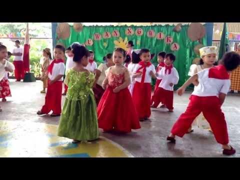 Itik-Itik Dance by Nursery Faith and Joy