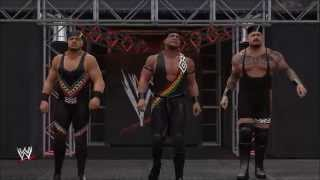 getlinkyoutube.com-WWE 2K16 Nation Of Domination Entrance PS4