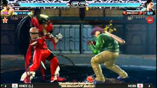 getlinkyoutube.com-Tekken 7 Global Championship 2015 Grand FInal Knee VS Nobi
