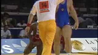 getlinkyoutube.com-Alexander Karelin v Craig Pittman 1989 World Championships