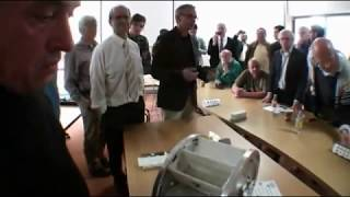 getlinkyoutube.com-NO scam (it's a REAL DEAL)  Muammer Yildiz Magnet Motor demo at Delft University