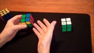 getlinkyoutube.com-How to solve Rubik's 2x2 cube (Easy Method)