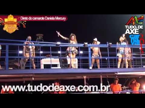 Daniela Mercury - Bloco Crocodilo - Domingo - Barra - Carnaval de Salvador 2013