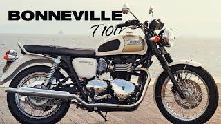 getlinkyoutube.com-【Triumph Bonneville T100 ショートムービー】トライアンフ ボンネビルT100でツーリング!