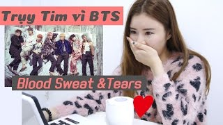 Trụy Tim vì BTS - Blood Sweat & Tears (방탄소년단-피 땀 눈물) width=