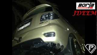 getlinkyoutube.com-Borla Exhaust Nissan Patrol Y62
