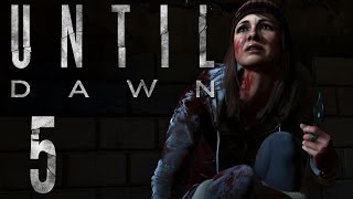 getlinkyoutube.com-BIGGEST CLIFFHANGER EVER | Until Dawn - Part 5