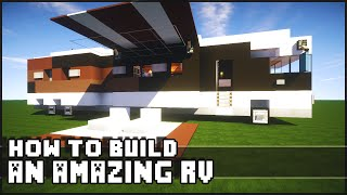 getlinkyoutube.com-► Minecraft : How to Make - Epic RV!