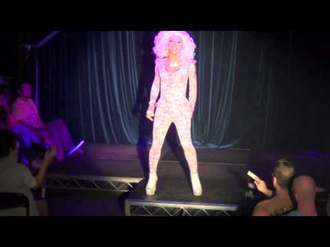 Shangela: &quot;Nicki Minaj&quot; Medley @ Showgirls! -mHjuaED7EHg