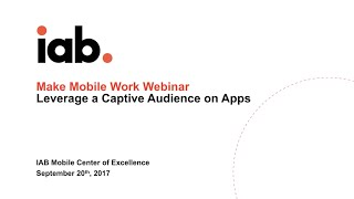 Mobile App Audience