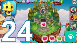 getlinkyoutube.com-Dragon City - Gameplay Walkthrough Part 24 - Level 25, Breeding Sanctuary (iOS, Android)