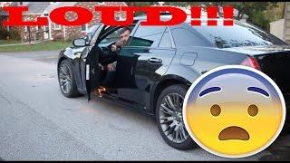 LOUD Open Header Chrysler 300c 5.7 HEMI