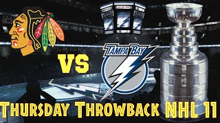 getlinkyoutube.com-Throwback Thursday (NHL11 Stanley Cup Finals!)