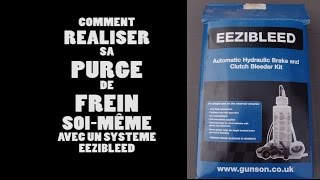 getlinkyoutube.com-TUTO: comment changer / purger son liquide de frein - How to bleed brakes by yourself