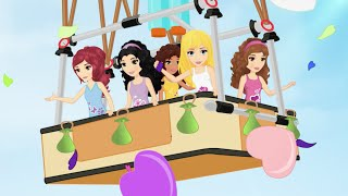 getlinkyoutube.com-Friendship in the Air - LEGO Friends - Season 2 Episode 18