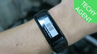 getlinkyoutube.com-Garmin Vivosmart HR - REVIEW