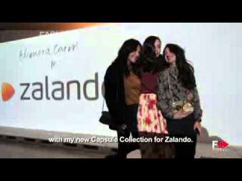 ELEONORA CARISI  CAPSULE COLLECTION for ZALANDO by Fashion Channel
