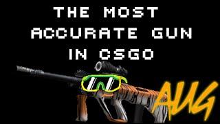 getlinkyoutube.com-The Most Accurate Gun in CS:GO? The AUG Breakdown.