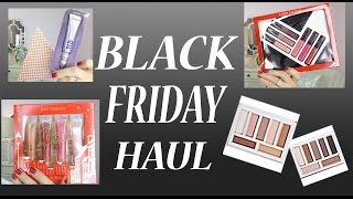 getlinkyoutube.com-My Black Friday Haul