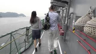 getlinkyoutube.com-護衛艦 「てるづき」に乗船