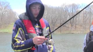 getlinkyoutube.com-2nd Lake Clinton Tourney (8th Place 10.13lbs)