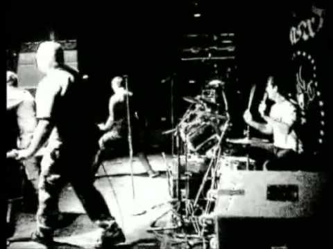 Roger Miret & The Disasters - Crucified - LIVE