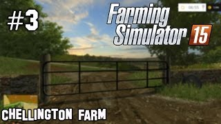 getlinkyoutube.com-#3 | Chellington farm | Farming simulator 15 (NORSK)