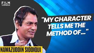 Nawazuddin Siddiqui On His Top 5 Scenes | Anupama Chopra | Film Companion