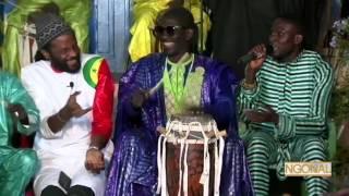 Ecoutez la chanson dédiée au président ADAMA BARROW dans NGONAL avec MBAYE DIEYE FAYE