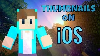 getlinkyoutube.com-How to Make YouTube Thumbnails on iOS!