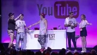 getlinkyoutube.com-Desafio Beauty @ YouTube FanFest Brasil 2015