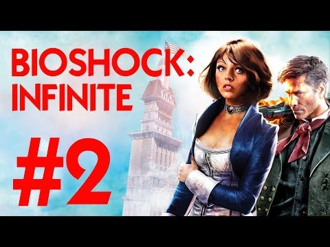 Bioshock: Infinite - 2.díl - Krev teče proudem! | Full HD | Ultra graphics