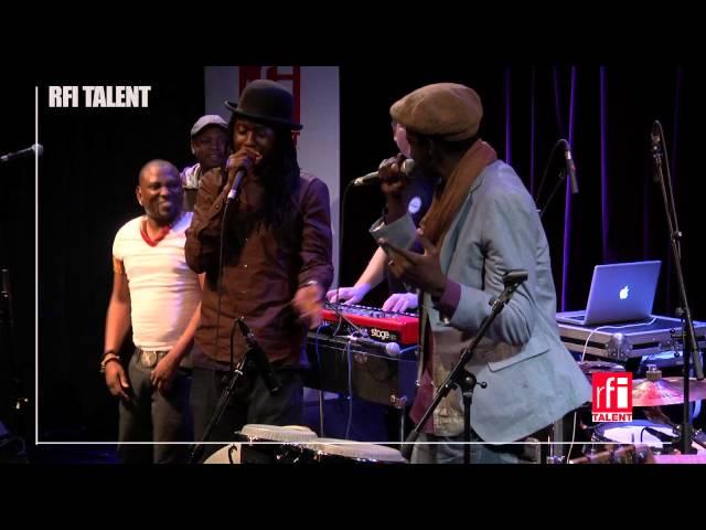 Fredy Massamba & Daara J - 'Destiny' (Live)